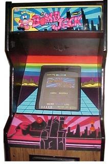 Bomb Jack Videogame By Tehkan