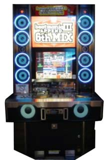 Beatmania Iii Append 6th Mix Videogame By Konami