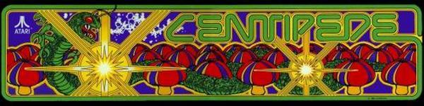 Centipede - marquee