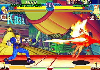 Marvel Vs  Capcom - Videogame by Capcom