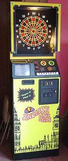 English Mark Darts Arcade By Arachnid Inc