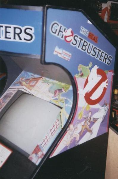Real Ghostbusters The Videogame By Data East