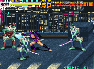 Sengoku 3 - Videogame by SNK
