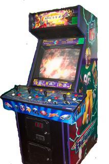 nfl blitz nba showtime arcade machine