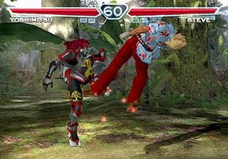 Tekken 4 - Videogame by Namco