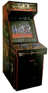 Killer Instinct 2 Videogame By Midway Games