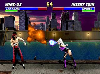 Ultimate Mortal Kombat 3 - Videogame by Midway Games