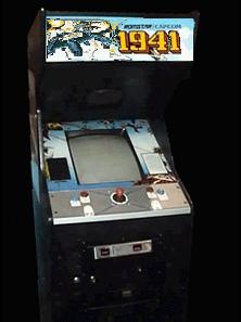1941 Counter Attack Videogame By Capcom