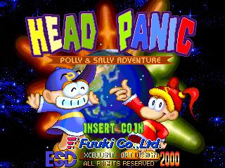 Head Panic (ESD)