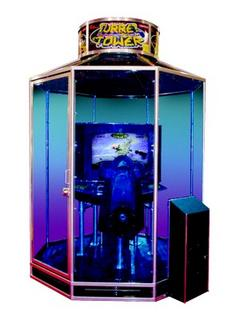 Turret Tower Videogame By Namco