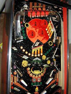 Gottlieb Mars God Of War Pinball Machine Drop Target Set Free Shipping New!