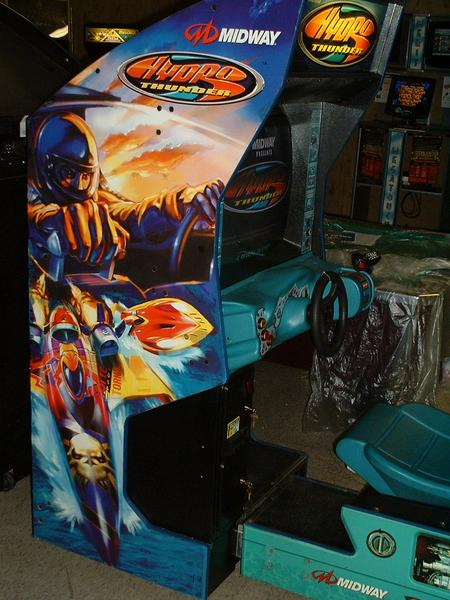 Hydro Thunder Videogame By Midway Games