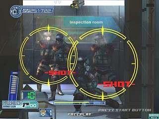 Virtua Cop 3 Videogame by Sega