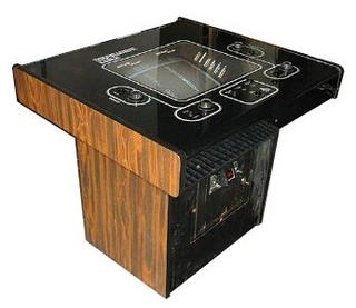 Tournament Table Videogame By Atari