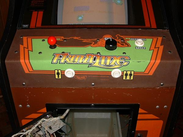 Front Line Videogame By Taito