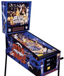 Star Wars Pinball Machine >> Star Wars Pinball - Pinball by Data East
