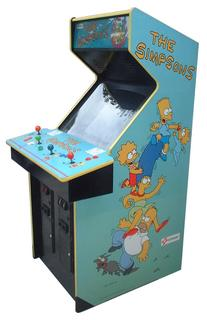 Simpsons The Videogame By Konami