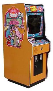 Donkey Kong Junior Videogame By Nintendo