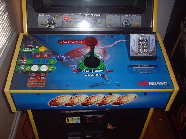 Hydro Thunder Arcade Game Manual