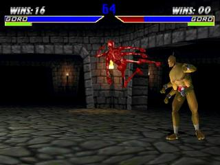 Mortal Kombat 4 - Videogame by Midway Games
