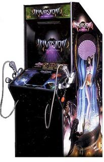 Invasion Videogame By Midway Games