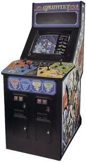 Gauntlet Videogame By Atari Games