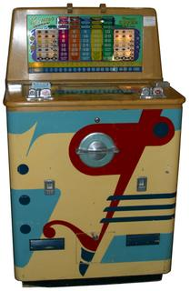 Bonus Super Bell Slot Machine By Keeney And Sons Inc