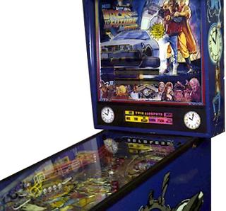 Back To The Future - Pinball by Data East