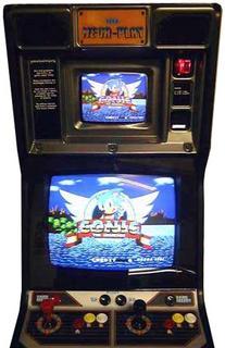Sega Mega Play Videogame By Sega