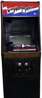 World Series Baseball Videogame By Cinematronics
