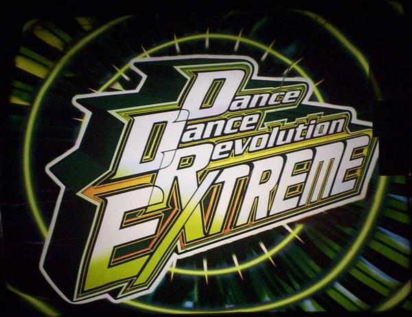 Dance Dance Revolution 8th Mix  - DDR Extreme - marquee