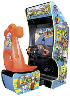 nicktoons racing videogame by chicago gaming company inc