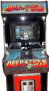 Operation Bear Videogame By Bear