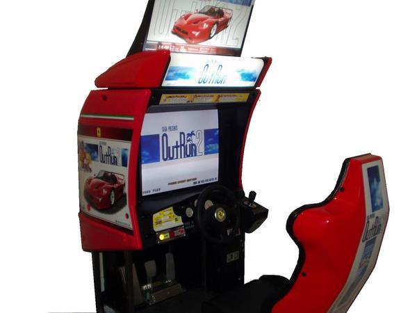 Out Run 2 - Videogame by Sega