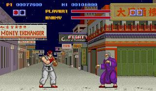 Street Fighter - Videogame by Capcom