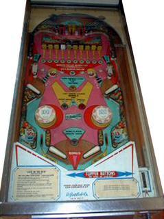 1973 Gottlieb Jack In The Box Jumping Jack pinball super kit