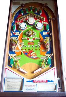 Flying Carpet 1972 Gottlieb My First Pinball Machine