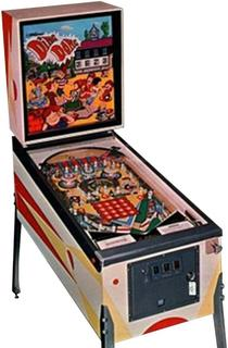 Ding Dong - Pinball by Williams Electronics, Inc. (1967-1985)