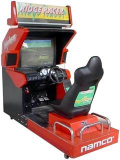 borne arcade ridge racer