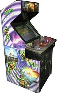 Teenage Mutant Hero Turtles Turtles In Time Videogame