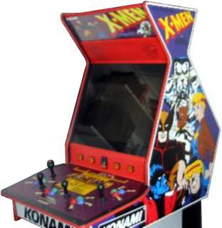 X Men Videogame By Konami