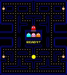 Pac-Man Image from arcade-museum.com
