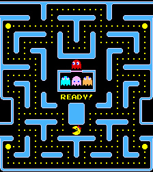 ms  pac-man - title screen image