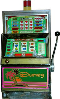 bally slot machine names