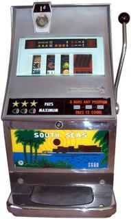 vintage slot machines  eBay
