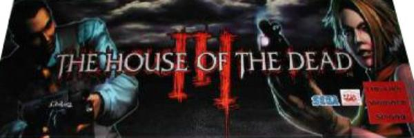 House Of The Dead 3 Videogame By Sega