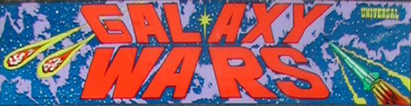 Galaxy Wars - marquee