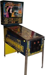 1987 Williams Millionaire pinball super kit