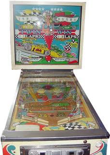 Twin Win Pinball By Bally Manufacturing Co