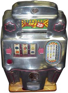 Jennings standard chief slot machine combien de carte dans les mains au poker